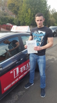 My instructor was Tal, I only did a few lessons with him for a top up, he was really good and taught me things my previous instructor didn´t. Easy going guy I´d recommend 