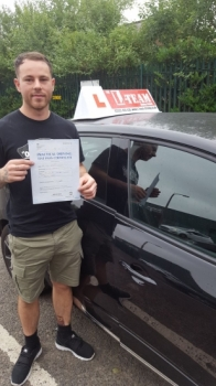 Tal was my first instructor, he made me feel incredibly comfortable behind the wheel. He got me through my test in just 12 hours because of his fantastic teaching methods. I would highly recommend him to anyone that´s looking to take there test.