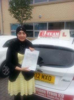 3 MINORS FAULT PASS FIRST TIME