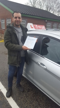 Congratulations to Hosein passing his driving test with L-Team driving school for the first time!! #passed#driving#learner🏆 #manchester#drivinglessons #help #learning #cars Call us know to get booked in on 0333 240