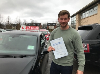 Congratulations to Darren passing his driving test with L-Team driving school for the first time!! #passed#driving#learner🏆 #manchester#drivinglessons #help #learning #cars Call us know to get booked in on 0333 240 6430