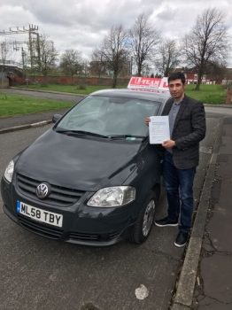 Congratulations to Jamshid passing his driving test with L-Team driving school for the first time!! #passed#driving#learner🏆 #manchester#drivinglessons #help #learning #cars Call us know to get booked in on 0333 240 6430