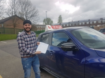 Congratulations to Jasmeet passing his driving test with L-Team driving school for the first time!! #passed#driving#learner🏆 #manchester#drivinglessons #help #learning #cars Call us know to get booked in on 0333 240 6430