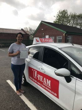 Congratulations to Hagush passing her driving test with L-Team driving school for the first time!! #passed#driving#learner🏆 #manchester#drivinglessons #help #learning #cars Call us know to get booked in on 0333 240 6430