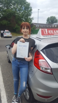 Congratulations to Leoni passing her driving test with L-Team driving school for the first time!! #passed#driving#learner🏆 #manchester#drivinglessons #help #learning #cars Call us now to get booked in on 0333 240 6430