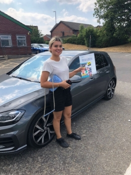 Congratulations to Najla passing her driving test with L-Team driving school for the first time!! #passed#driving#learner🏆 #manchester#drivinglessons #help #learning #cars Call us now to get booked in on 0333 240 6430