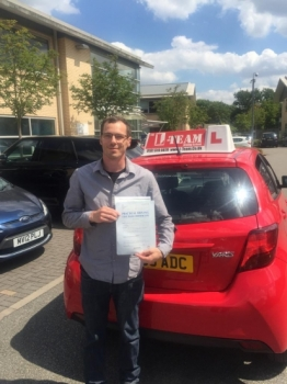 Congratulations to Rick passing his driving test with L-Team driving school for the first time!! #passed#driving#learner🏆 #manchester#drivinglessons #help #learning #cars Call us now to get booked in on 0333 240 6430