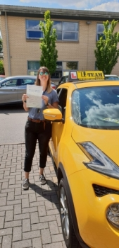 Congratulations to amy passing her driving test with L-Team driving school for the first time!! #passed#driving#learner🏆 #manchester#drivinglessons #help #learning #cars Call us now to get booked in on 0333 240 6430