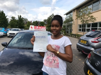 Congratulations to Kyla passing her driving test with L-Team driving school for the first time!! #passed#driving#learner🏆 #manchester#drivinglessons #help #learning #cars Call us now to get booked in on 0333 240 6430