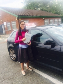 Congratulations to Esta passing her driving test with L-Team driving school for the first time!! #passed#driving#learner🏆 #manchester#drivinglessons #help #learning #cars Call us now to get booked in on 0333 240 6430<br />