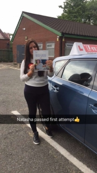 Congratulations to Natasha passing her driving test with L-Team driving school for the first time!! #passed#driving#learner🏆 #manchester#drivinglessons #help #learning #cars Call us now to get booked in on 0333 240 6430