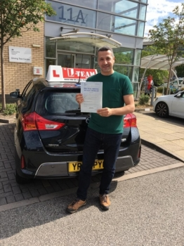 Congratulations to Saad passing his driving test with L-Team driving school for the first time!! #passed#driving#learner🏆 #manchester#drivinglessons #help #learning #cars Call us now to get booked in on 0333 240 6430<br />