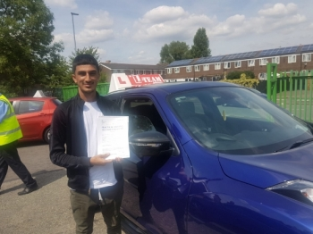 Congratulations to Hashim passing his driving test with L-Team driving school for the first time!! #passed#driving#learner🏆 #manchester#drivinglessons #help #learning #cars Call us now to get booked in on 0333 240 6430<br />