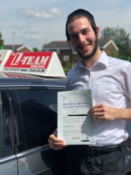 Congratulations to Simon passing his driving test with L-Team driving school for the first time!! #passed#driving#learner🏆 #manchester#drivinglessons #help #learning #cars Call us now to get booked in on 0333 240 6430<br />