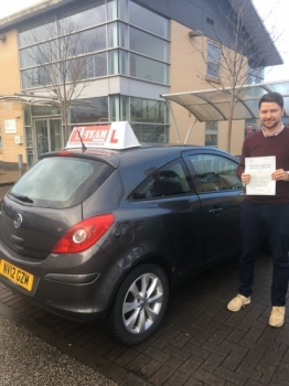 Congratulations to Matthew passing his driving test with L-Team driving school for the first time!! #passed#driving#learner #manchester#drivinglessons #help #learning #cars Call us know to get booked in on 0161 610 0079